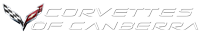 Corvettes Of Canberra Mobile Retina Logo