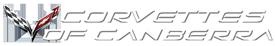 Corvettes Of Canberra Logo