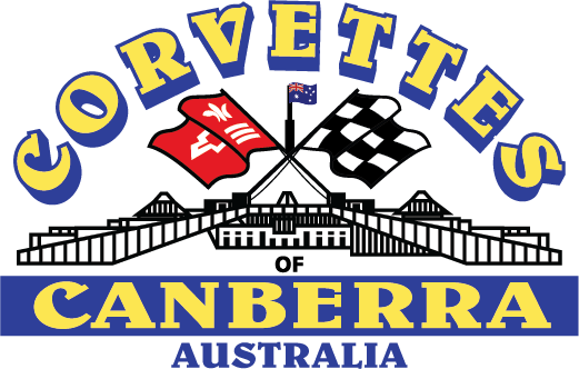 Corvettes Of Canberra Logo