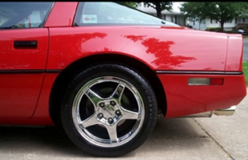 C4 SET of ZR1 Corvette Wheels New in Box – Corvettes Of Canberra